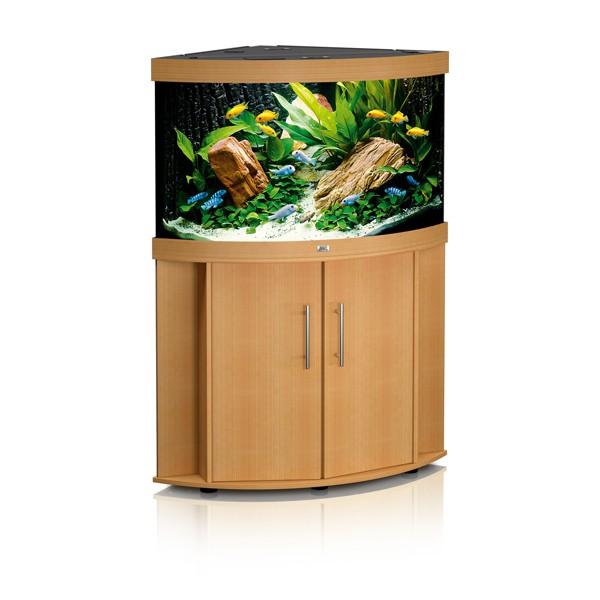 Trigon Eck-Aquarium Kombination 190 - buche