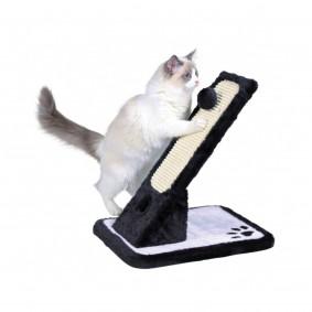 Trixie Kratzbrett 30×42×40cm - schwarz/weiß