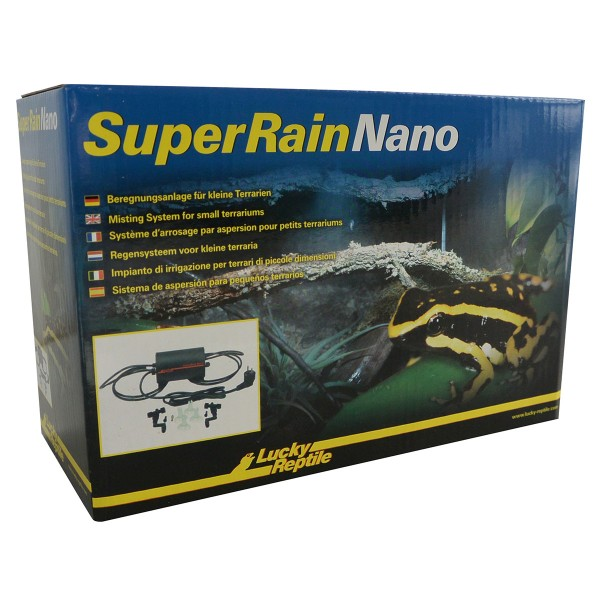Lucky Reptile Super Rain Nano - Beregnungsanlage