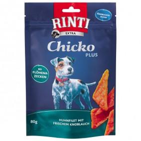 Rinti Extra Chicko Plus Knoblauch-Ecken 80g