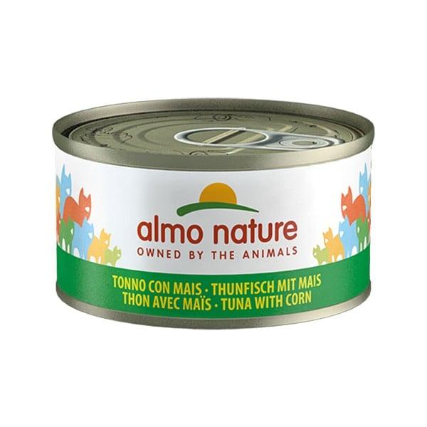 Almo Nature Cat Megapack Thunfisch mit Mais