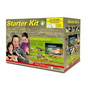 "Lucky Reptile Terrarium Starter Kit 80 cm ""Leopardgecko"""