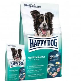 Happy Dog Supreme fit & vital Medium Adult 12kg+1kg gratis