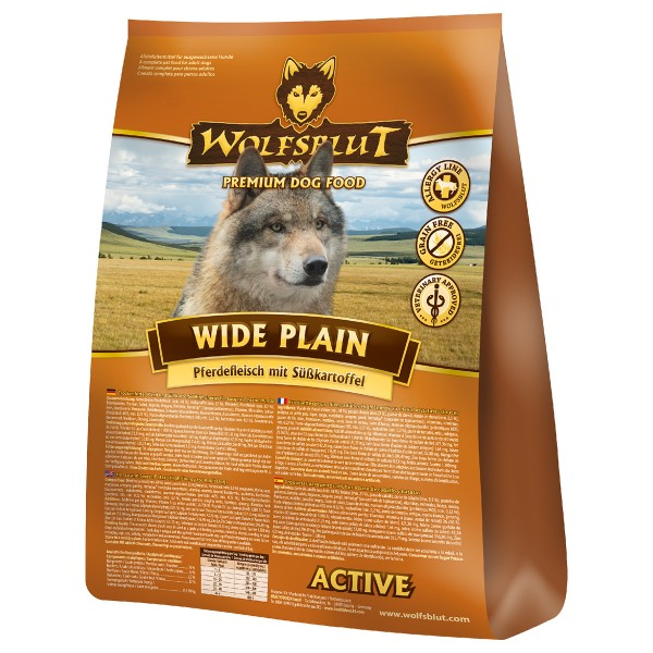 Wolfsblut Wide Plain Active