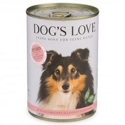 Dog's Love Hypoallergen Pferd mit Pastinaken & Tomaten