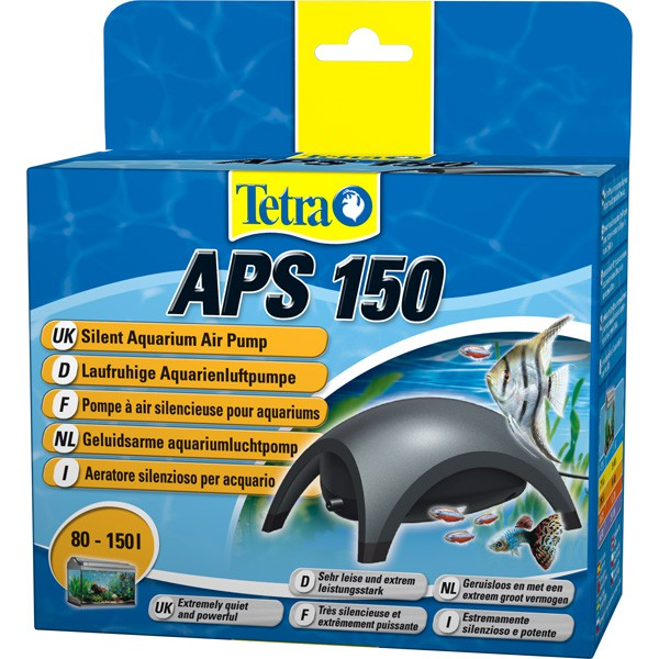 Tetra Tec Luftpumpe APS 150 anthrazit