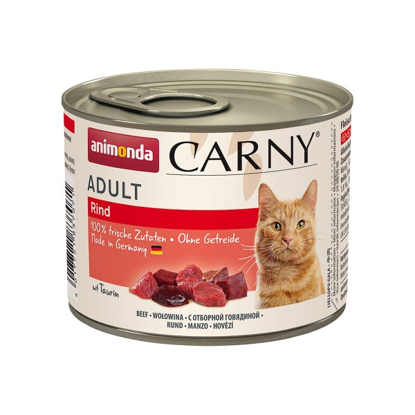 Animonda Carny Adult Rind
