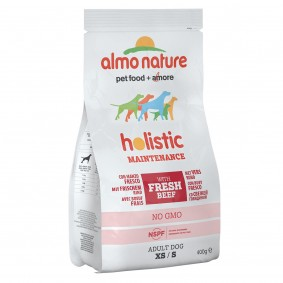 Almo Nature Holistic Small Dog mit Rind und Reis