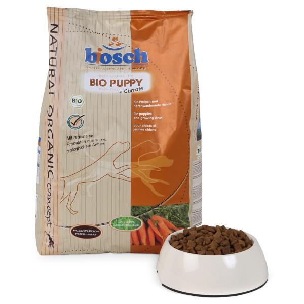 bosch Tiernahrung Bosch Bio Puppy Hundefutter - 3,75kg