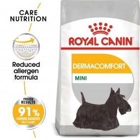 ROYAL CANIN DERMACOMFORT MINI Trockenfutter für kleine Hunde mit empfindlicher Haut