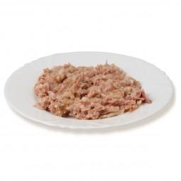 MIAMOR Nassfutter Feine Filets Naturelle Thun und Krebsfleisch