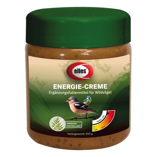 elles Wildvogelfutter Energie-Creme Glas 500 g