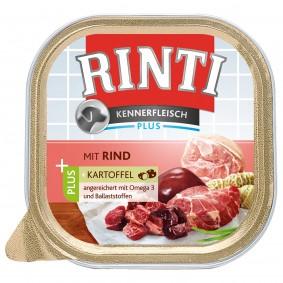 Rinti Kennerfleisch mit Rind plus Kartoffel