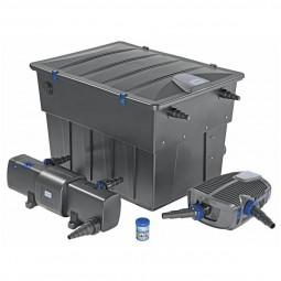 Oase BioTec Teichfilter ScreenMatic² inkl. Pumpe und UVC Klärer
