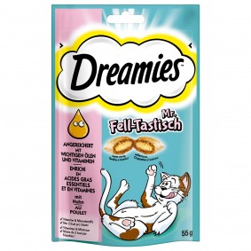 Dreamies Katzensnack Mr. Fell-Tastisch