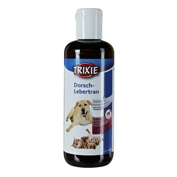 Trixie Dorsch-Lebertran mit Distelöl 250ml