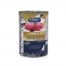 Dr. Clauders -Selected Meat PreBiotics 6x400g