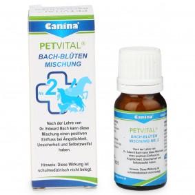 Canina Pharma Bach-Blüten - Nr. 2 Angst 10g
