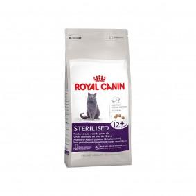 Royal Canin Stérilisation 12 + Croquettes pour chats stérilisés à partir de 12 ans