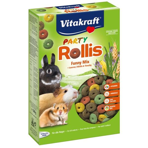 Vitakraft Rollis Party 500g
