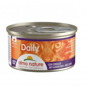 Almo Nature PFC Daily Menu Cat Mousse mit Kaninchen