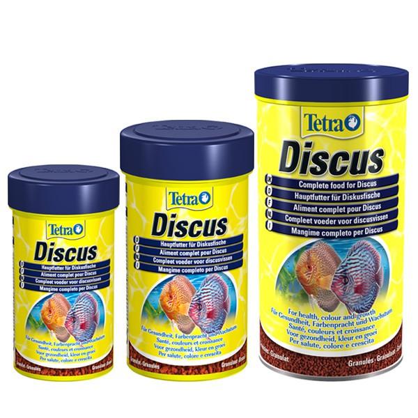 Tetra Diskus alimentation complet pour poissons Discus