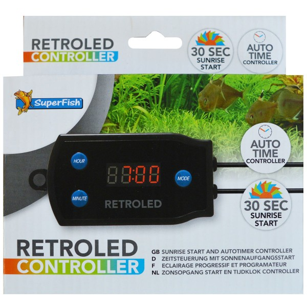 Superfish Controller für RETROLED