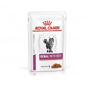 ROYAL CANIN RENAL RIND Feine Stückchen in Sosse