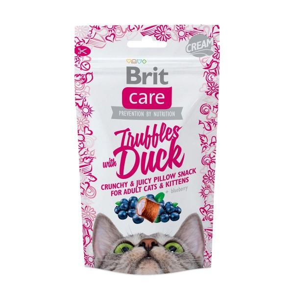 Brit care Cat Snack - Truffles - Duck