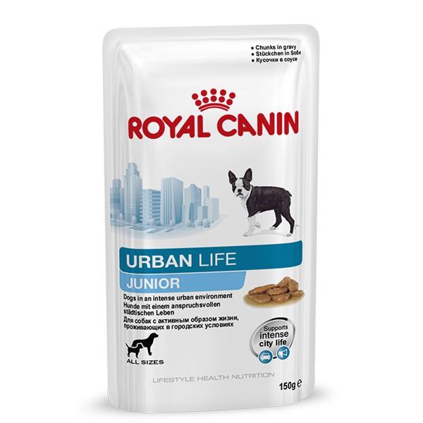 Royal Canin Hundefutter Urban Junior Dog