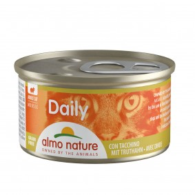 Almo Nature PFC Daily Menu Cat Mousse mit Pute