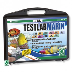 JBL Testlab MARIN, Meerwassertestkoffer