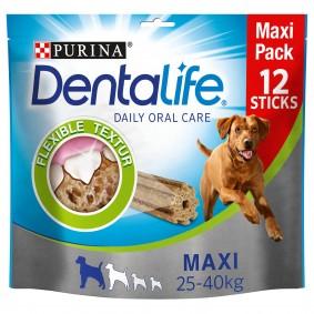 Purina DentaLife snack pro každodenní péči o chrup pro velké psy Maxipack