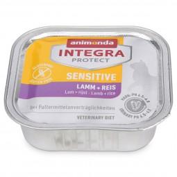 Animonda Katzenfutter Integra Protect Sensitive Lamm und Reis