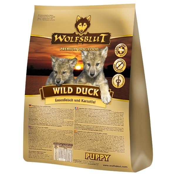 Wolfsblut Wild Duck Puppy