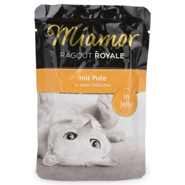 Miamor Ragout Royale in Jelly Pute - 100g