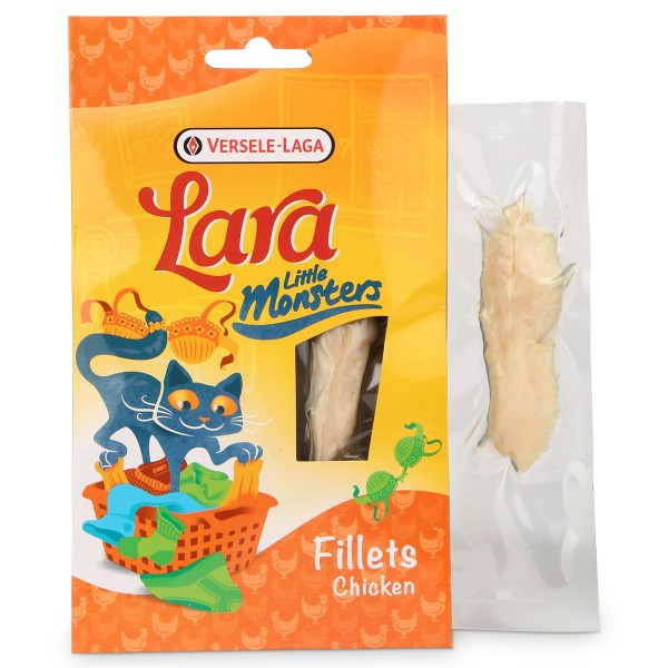Versele-Laga Lara Little Monsters Fillets Chicken 2 Stück