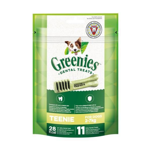 Greenies Teenie Zahnpflegesnacks für Hunde von 2-7kg