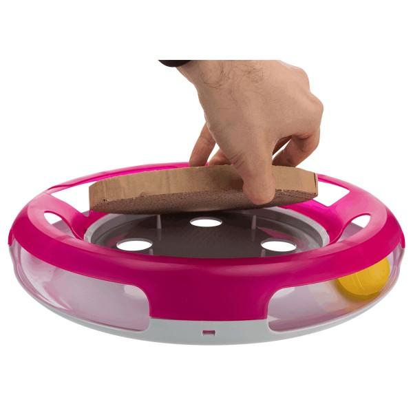 Trixie Spielplatte Race & Scratch