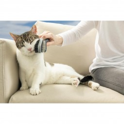FURminator Doppelbürste für Hund und Katze
