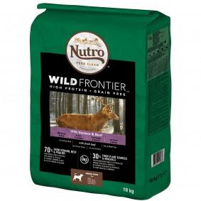 Nutro Adult Wild Frontier sjelením ahovězím masem