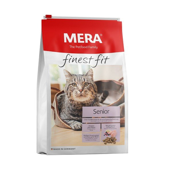 MERA finest fit Trockenfutter Senior