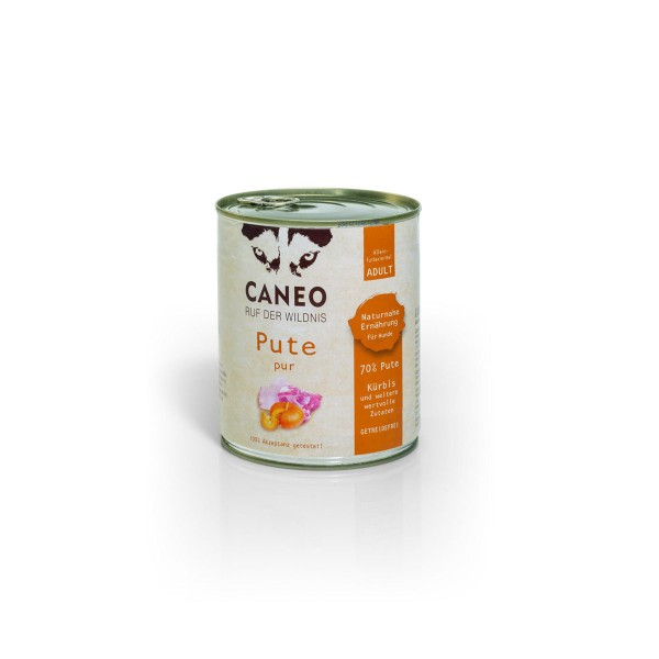 Caneo Pute pur 800g