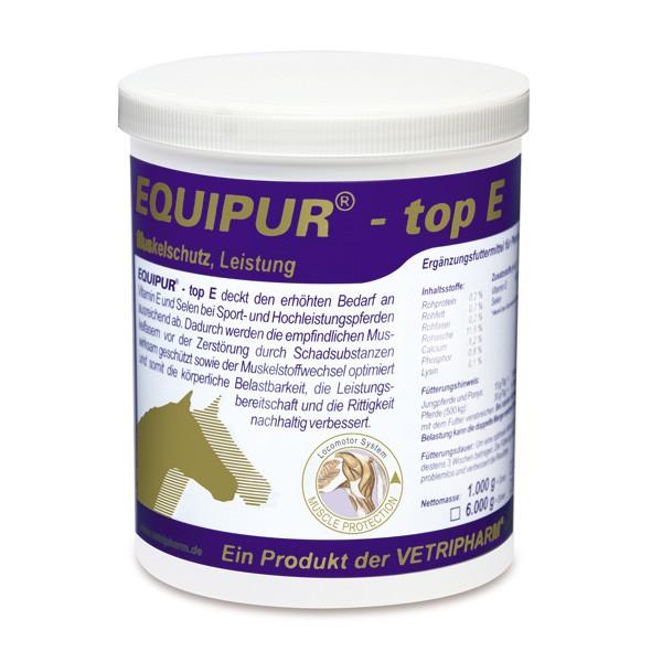 Vetripharm EQUIPUR top E 1kg