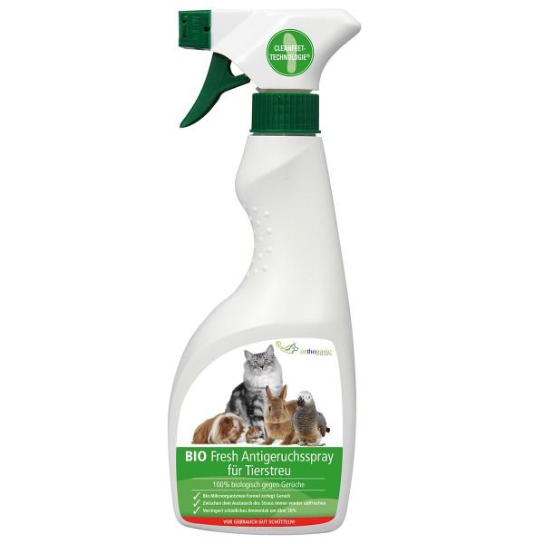 Orthoganic Bio Streu-Spray gegen Geruch