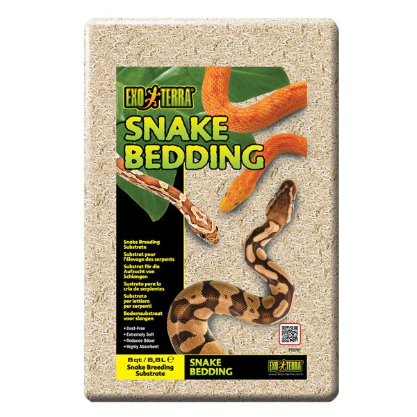 Exo Terra Substrat für Schlangen