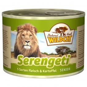 Wildcat Serengeti Senior mit 5 Sorten Fleisch