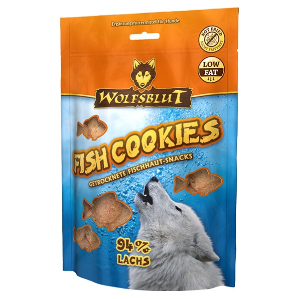 Wolfsblut Fish Cookies Lachs 150g