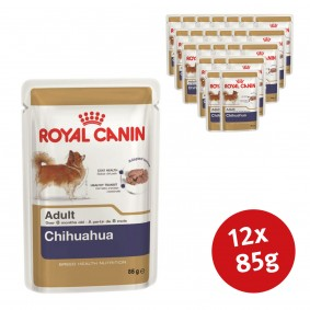Royal Canin Breed Health Nutrition Chihuahua 12x85g