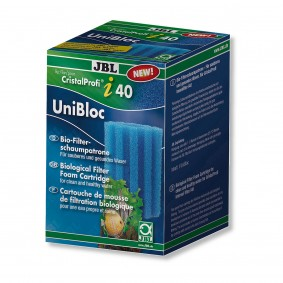 JBL UniBloc Bio-Filter-Schaumpatrone für CristalProfi i40
